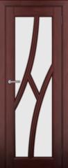 Межкомнатная дверь Межкомнатная дверь Юркас Клэр ДО (махагон)