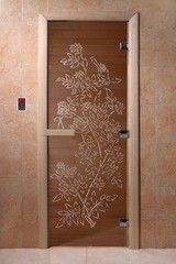 Дверь для бани и сауны Дверь для бани и сауны Doorwood C сюжетами