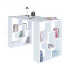 Письменный стол Сокол-Мебель СПМ-15 белый
