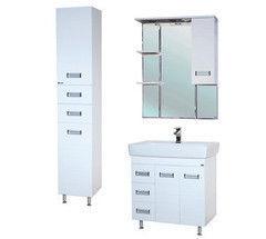 Мебель для ванной комнаты Bellezza Сиена 80 см