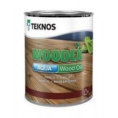 Защитный состав Защитный состав Teknos Woodex Wood Oil 0.9 л