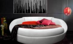 Кровать Кровать PUFF Лагуна