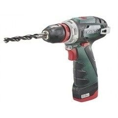Дрель Дрель Metabo PowerMaxx BS Quick Basic (60015650)