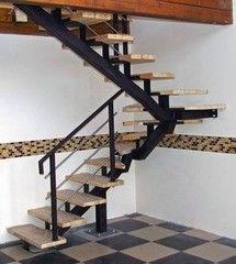 Металлическая лестница Вестпро Пример 92