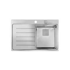 Мойка для кухни Мойка для кухни Teka Zenit R15 1B 1D RHD 78 (левая)