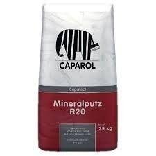 Штукатурка Штукатурка Caparol Capatect Mineral-Leichtputz R 20