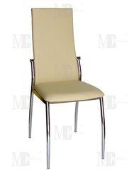 Кухонный стул Metsteklo PU-7312 бежевый