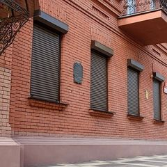 Роллеты Alutech Антивандальные рольставни на окно