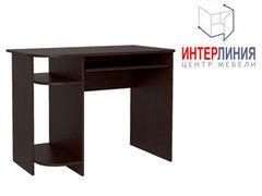 Письменный стол Интерлиния СК-002 Дуб венге