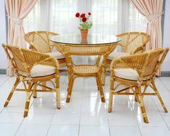 Комплект мебели из ротанга ЭкоДизайн Classic Rattan Java-2 K