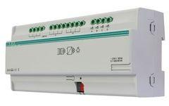 Умный дом GVS Модуль диммера 4-х канальный KA/D 0403.1