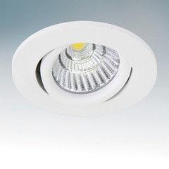 Встраиваемый светильник LightStar Soffi 212436
