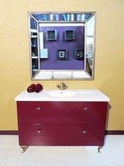 Мебель для ванной комнаты BlackCat Тумба 13