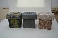 Пуфик Пуфик Вливск-Мебель 35х35х42 см с емкостью для хранения 35