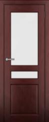 Межкомнатная дверь Межкомнатная дверь Юркас Бостон ДО (махагон)