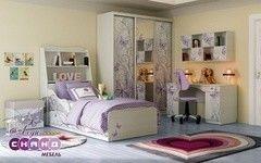Детская комната Детская комната Сканд Мебель Леди 2