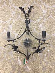 Настенный светильник Camelgroup Бра хрусталь (44x23x58)