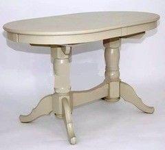 Обеденный стол Обеденный стол Red&Black Презент (слоновая кость)