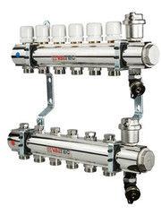 Комплектующие для систем водоснабжения и отопления VALTEC Коллекторный блок VTc.594.EMNX.0605