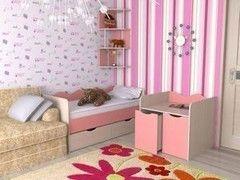 Детская комната Детская комната СлавМебель Бамбина