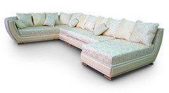 Диван Французские раскладушки Лама-мебель Фламинго-1