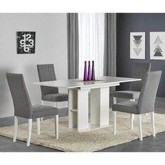 Обеденный стол Обеденный стол Halmar Kornel белый
