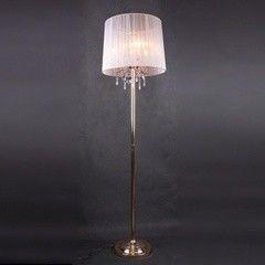 Напольный светильник Евросвет 2045/3F хром/белый