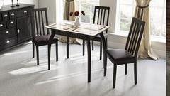 Обеденный стол Обеденный стол ТриЯ Рим раздвижной на деревянных ножках