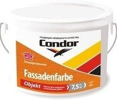 Краска Краска Condor Fassadenfarbe Objekt 15л