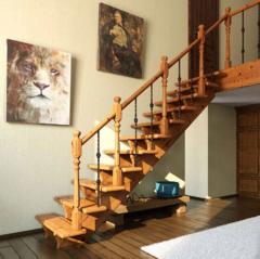 Деревянная лестница Деревянная лестница ИП Сопин А.В. Пример 191