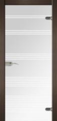 Стеклянная дверь Dariano Динамика (стекло прозрачное)