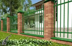 Забор Забор МСК Инвест Арт-полимер тип 1