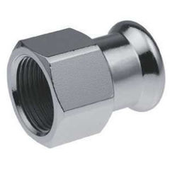 Фитинг для труб KAN-therm Соединитель BP Steel 18хR3/4