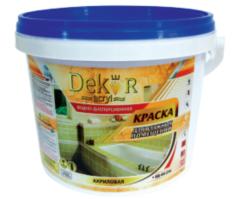 Краска Краска Dekor ВД-АК-216 моющаяся (14 кг)