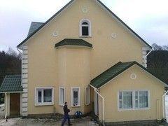 Строительство домов Дом с мансардой ИП Пригожий В.В. Проект коттеджа 4