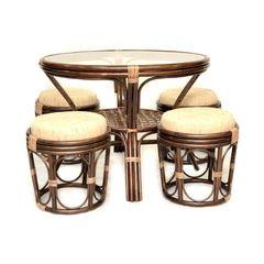 Комплект мебели из ротанга ЭкоДизайн Classic Rattan 22/02+12/18 Б