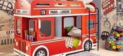Детская комната Детская комната Любимый Дом London Bus