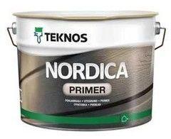Грунтовка Грунтовка Teknos Nordica Primer (база 3) 9 л