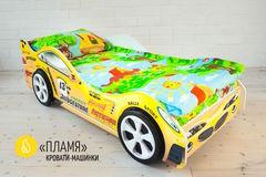 Детская кровать Детская кровать Бельмарко Пламя