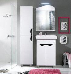 Мебель для ванной комнаты Гомельдрев Комплект Лаура 1 ГМ 3500-11