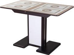 Обеденный стол Обеденный стол Домотека Танго ПР (СТ-71/венге/05) 70x110(147)x75