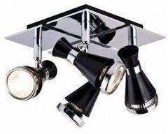 Настенно-потолочный светильник Maytoni Chance-Black ECO007-04-B