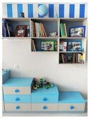 Детская комната Детская комната BlackCat для комнаты мальчика