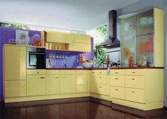 Кухня Кухня Алфексгрупп №21 (Крашенный МДФ)
