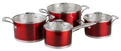 Наборы посуды Pomi d'Oro Prezioso PSS-640028 8 пр.
