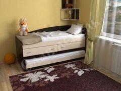 Детская кровать Детская кровать СлавМебель Дуэт-12
