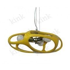 Детский светильник Kinklight 07733В, 03 Тимоша (желтый)