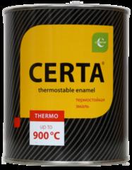Эмаль Эмаль Certa термостойкая (0.8 кг)