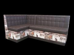 Кухонный уголок, диван Виктория Мебель Габо СК 2221