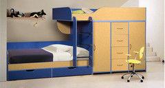 Двухъярусная кровать Калинковичский мебельный комбинат КМК 01